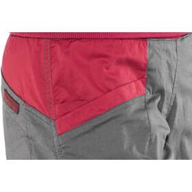 La Sportiva Ramp Shorts Women Carbon/Berry